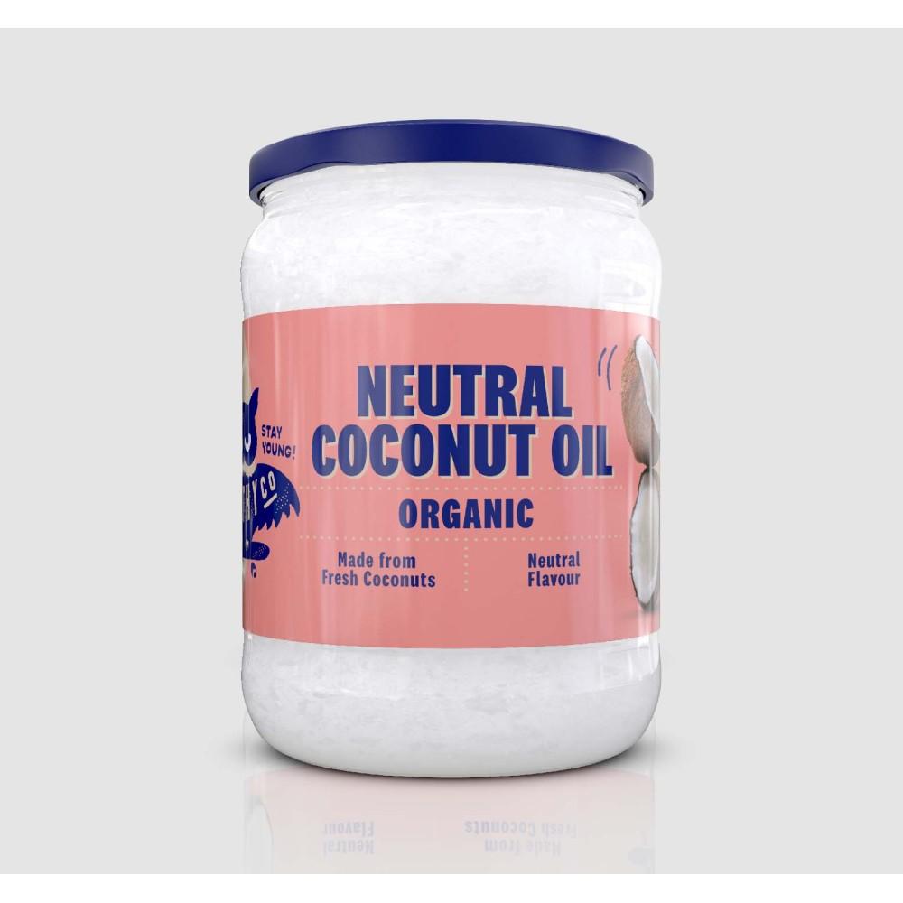 HEALTHYCO ECO COCONUT OIL NATURAL 500ml